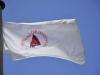Die WCD-Flagge weht im Wind, die Surf-Saison kann beginnen!